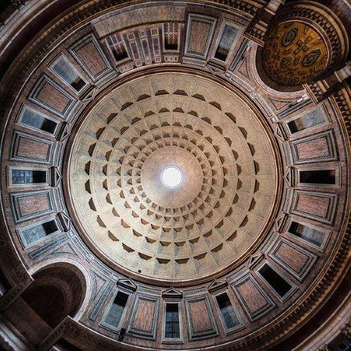 Đền Pantheon: Kỳ quan kiến trúc cổ đại – Ngôi đền của các vị thần - 4