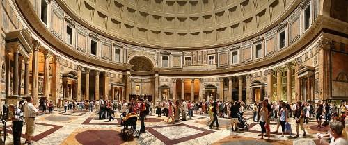 Đền Pantheon: Kỳ quan kiến trúc cổ đại – Ngôi đền của các vị thần - 6