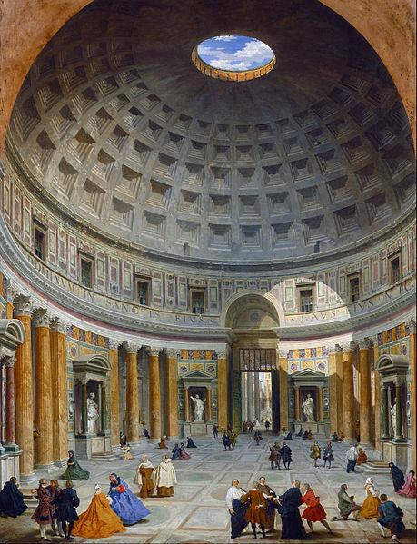 Đền Pantheon: Kỳ quan kiến trúc cổ đại – Ngôi đền của các vị thần - 5