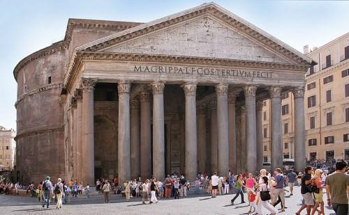 Đền Pantheon: Kỳ quan kiến trúc cổ đại – Ngôi đền của các vị thần - 2