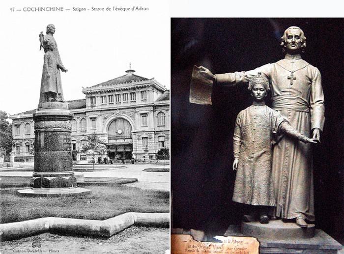 Hình ảnh nhà thờ Đức Bà Sài Gòn lúc  mới xây - 12
