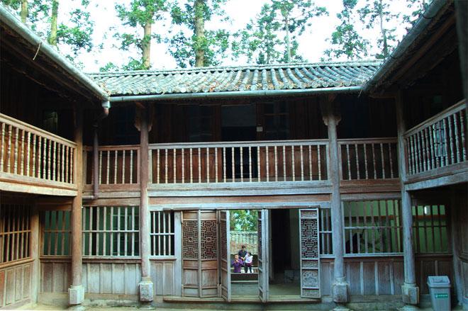 Kiến trúc độc đáo của dinh thự vua Mèo - 9