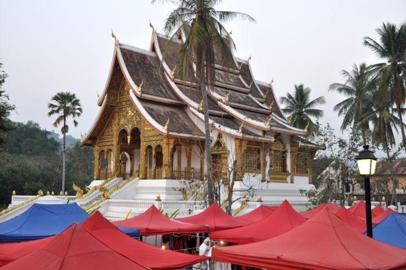 Luang Prabang, nơi chưa bị con người tàn phá nhiều - 1
