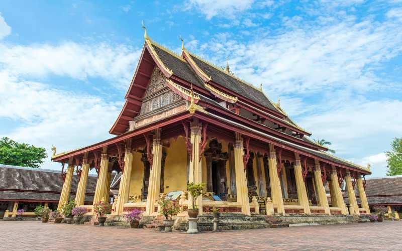 Vientiane (Viêng-chăn) đang là một trong những điểm đến hot nhất Đông Nam Á - 1