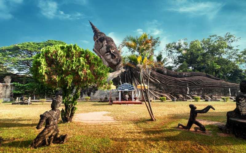 Vientiane (Viêng-chăn) đang là một trong những điểm đến hot nhất Đông Nam Á - 2