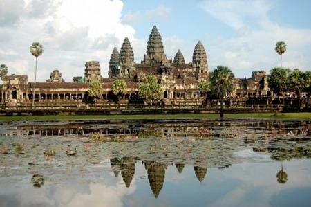 Xây đền Angkor Wat như thế nào? - 4