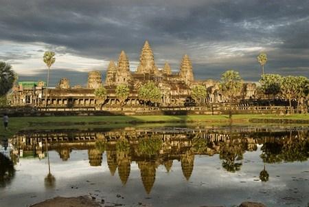 Xây đền Angkor Wat như thế nào? - 1