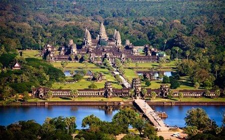 Xây đền Angkor Wat như thế nào? - 2