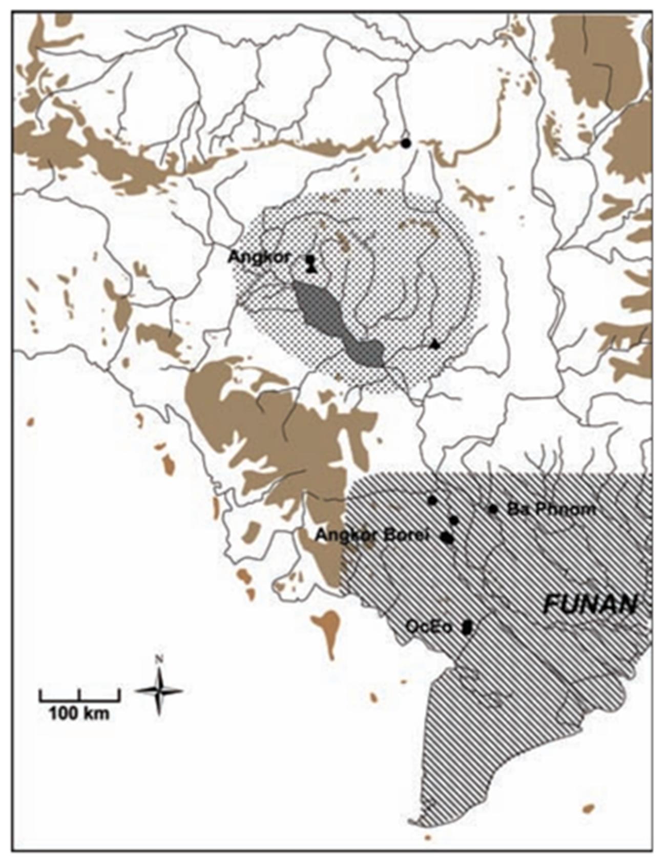 Vương quốc Phù Nam : Huyền thoại và những vấn đề lịch sử - 1