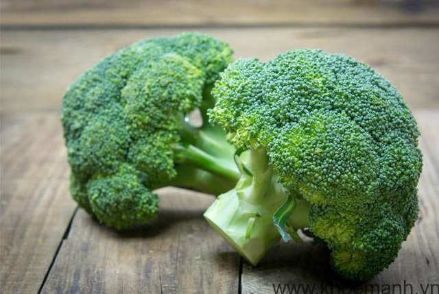 Ích lợi của rau xanh với sức khỏe - 6