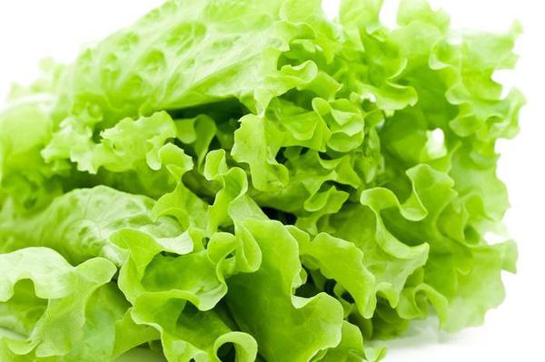 Ích lợi của rau xanh với sức khỏe - 1