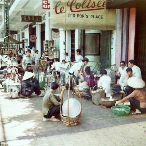 Sài Gòn xưa: Món ăn dĩ vãng - 1