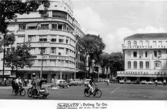 """""""Văn hóa không tên"""" tạo nên linh hồn của Sài Gòn xưa - 1"""