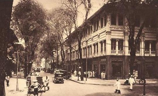 Đường Catinat và nếp sống Sài Gòn xưa - 2