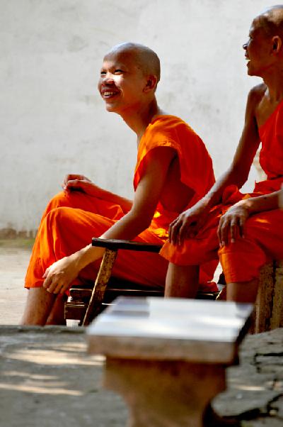 Luang Prabang thoáng bóng cà sa - 3