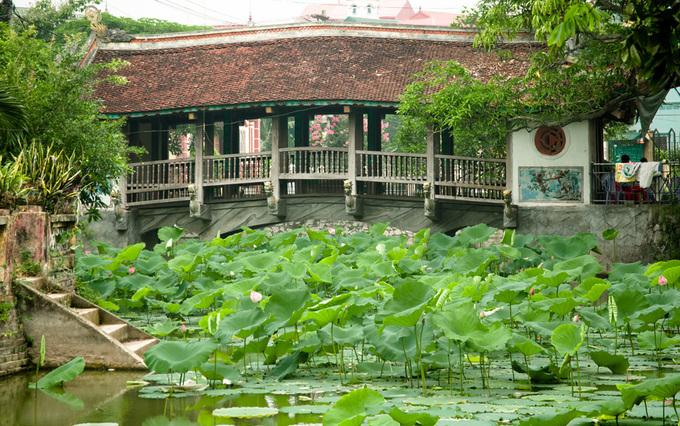 Những cây cầu ngói đẹp ở Việt Nam - 3