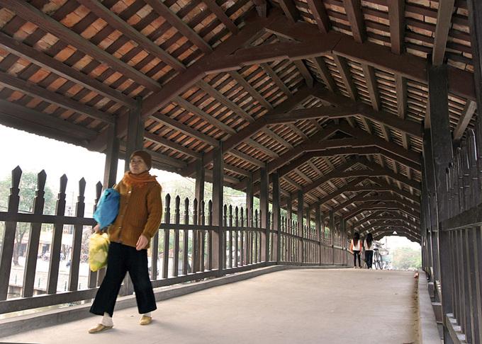 Những cây cầu ngói đẹp ở Việt Nam - 11