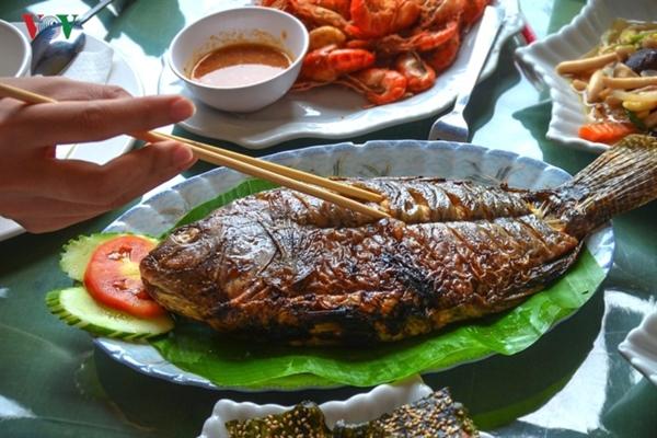 Ăn gì khi lang thang đất nước Triệu Voi - 5