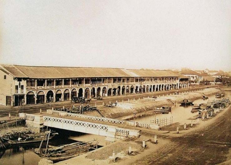 Lịch sử đường Nguyễn Huệ - 2