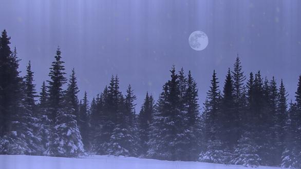 Trăng sói, trăng tuyết, trăng hồng… là trăng gì? - 2