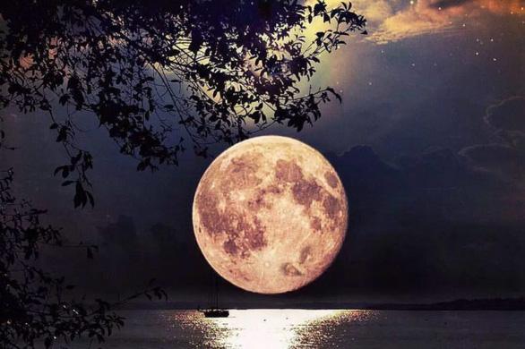 Trăng sói, trăng tuyết, trăng hồng… là trăng gì? - 5