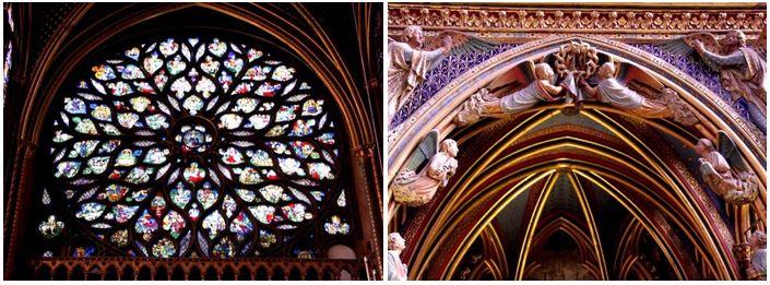 """Nhà thờ """"La Sainte Chapelle"""": Một kỳ công kiến trúc thời Trung Đại - 7"""