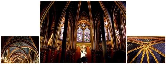 """Nhà thờ """"La Sainte Chapelle"""": Một kỳ công kiến trúc thời Trung Đại - 2"""