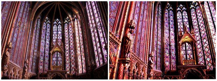 """Nhà thờ """"La Sainte Chapelle"""": Một kỳ công kiến trúc thời Trung Đại - 6"""