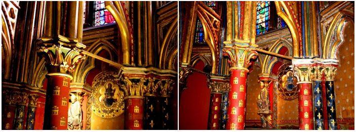 """Nhà thờ """"La Sainte Chapelle"""": Một kỳ công kiến trúc thời Trung Đại - 4"""