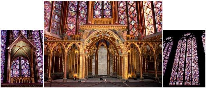 """Nhà thờ """"La Sainte Chapelle"""": Một kỳ công kiến trúc thời Trung Đại - 8"""