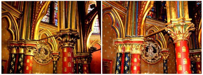 """Nhà thờ """"La Sainte Chapelle"""": Một kỳ công kiến trúc thời Trung Đại - 5"""