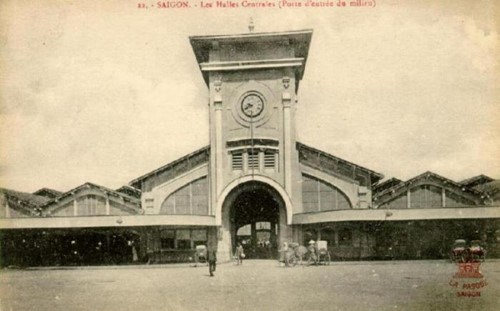 Nguồn gốc tên gọi chợ Bến Thành - 7