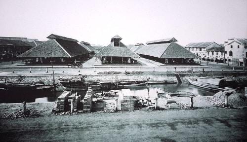 Nguồn gốc tên gọi chợ Bến Thành - 3