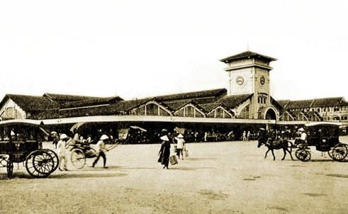 Nguồn gốc tên gọi chợ Bến Thành - 6