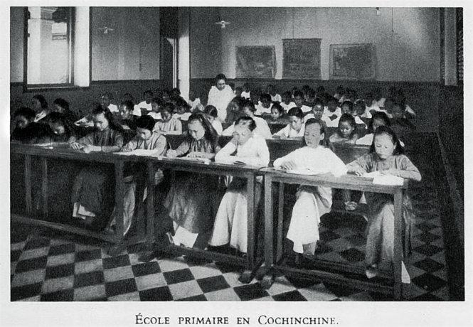 Trường áo tím Sài Gòn ngày xưa - 3
