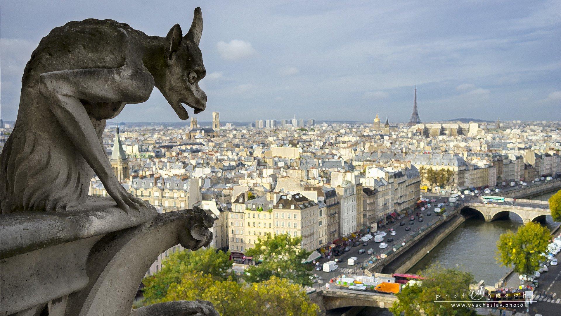 Một số điều có thể bạn chưa biết về Nhà thờ Đức Bà Paris - 8