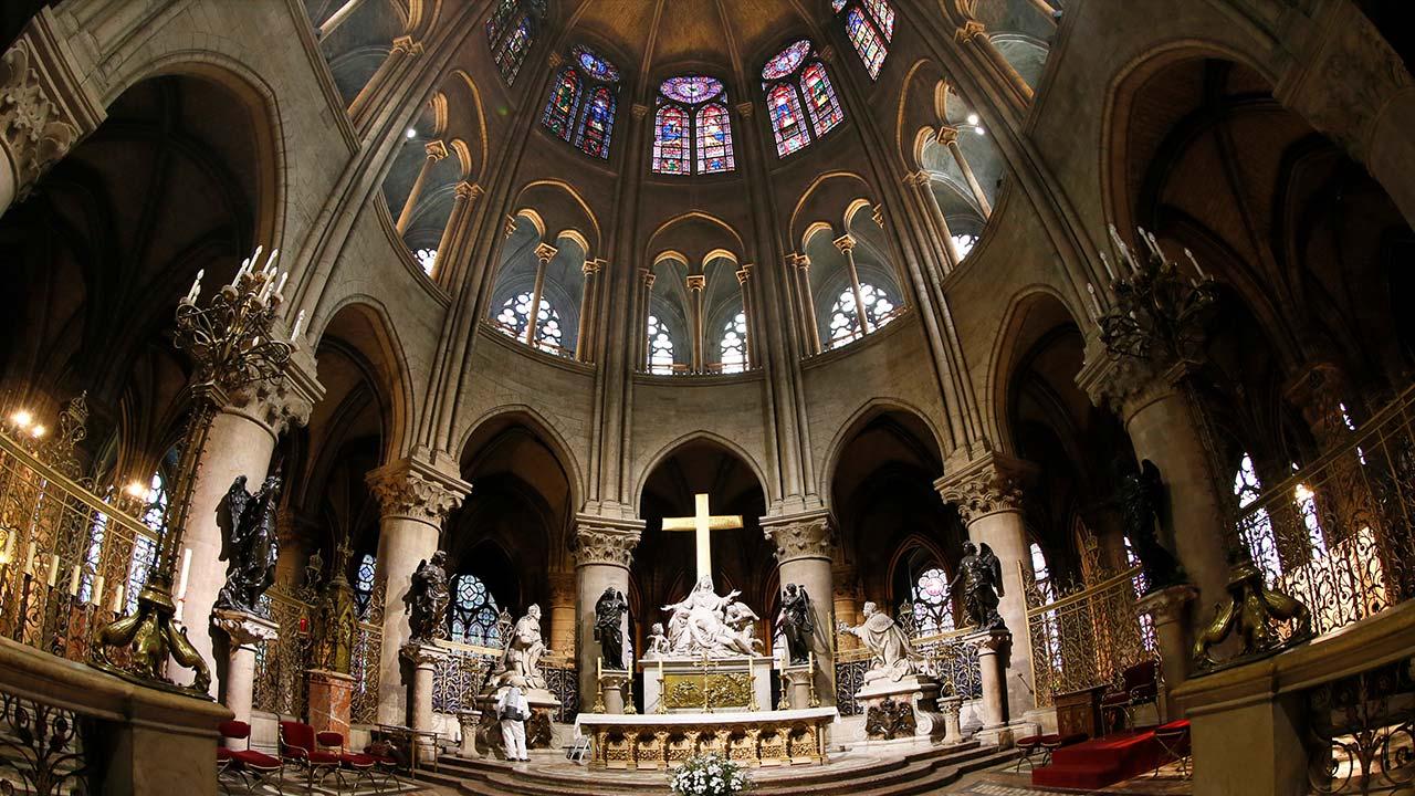 Một số điều có thể bạn chưa biết về Nhà thờ Đức Bà Paris - 1