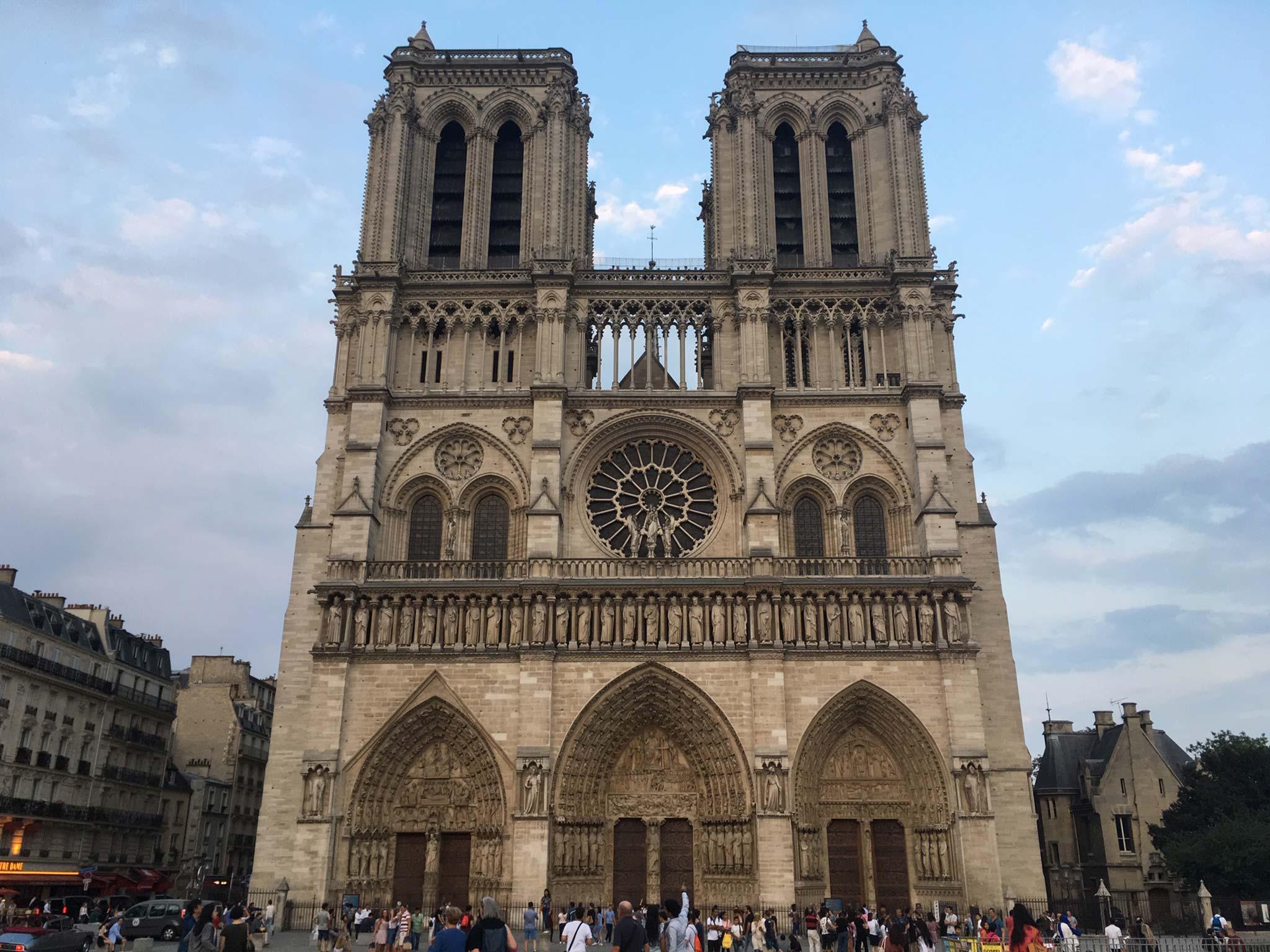 Một số điều có thể bạn chưa biết về Nhà thờ Đức Bà Paris - 6