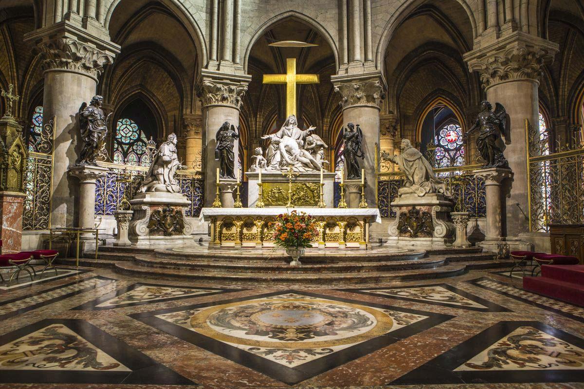 Một số điều có thể bạn chưa biết về Nhà thờ Đức Bà Paris - 5