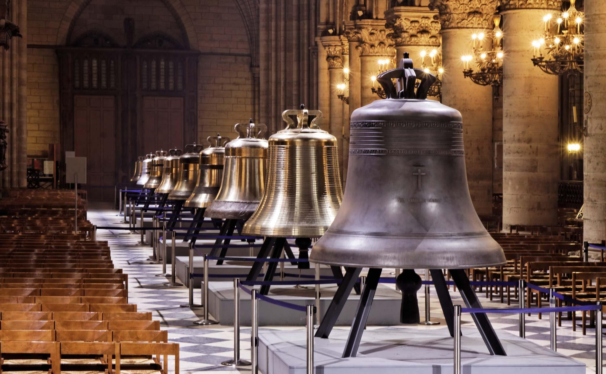 Một số điều có thể bạn chưa biết về Nhà thờ Đức Bà Paris - 7