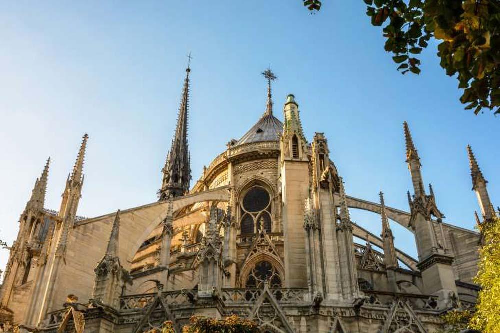 Một số điều có thể bạn chưa biết về Nhà thờ Đức Bà Paris - 4