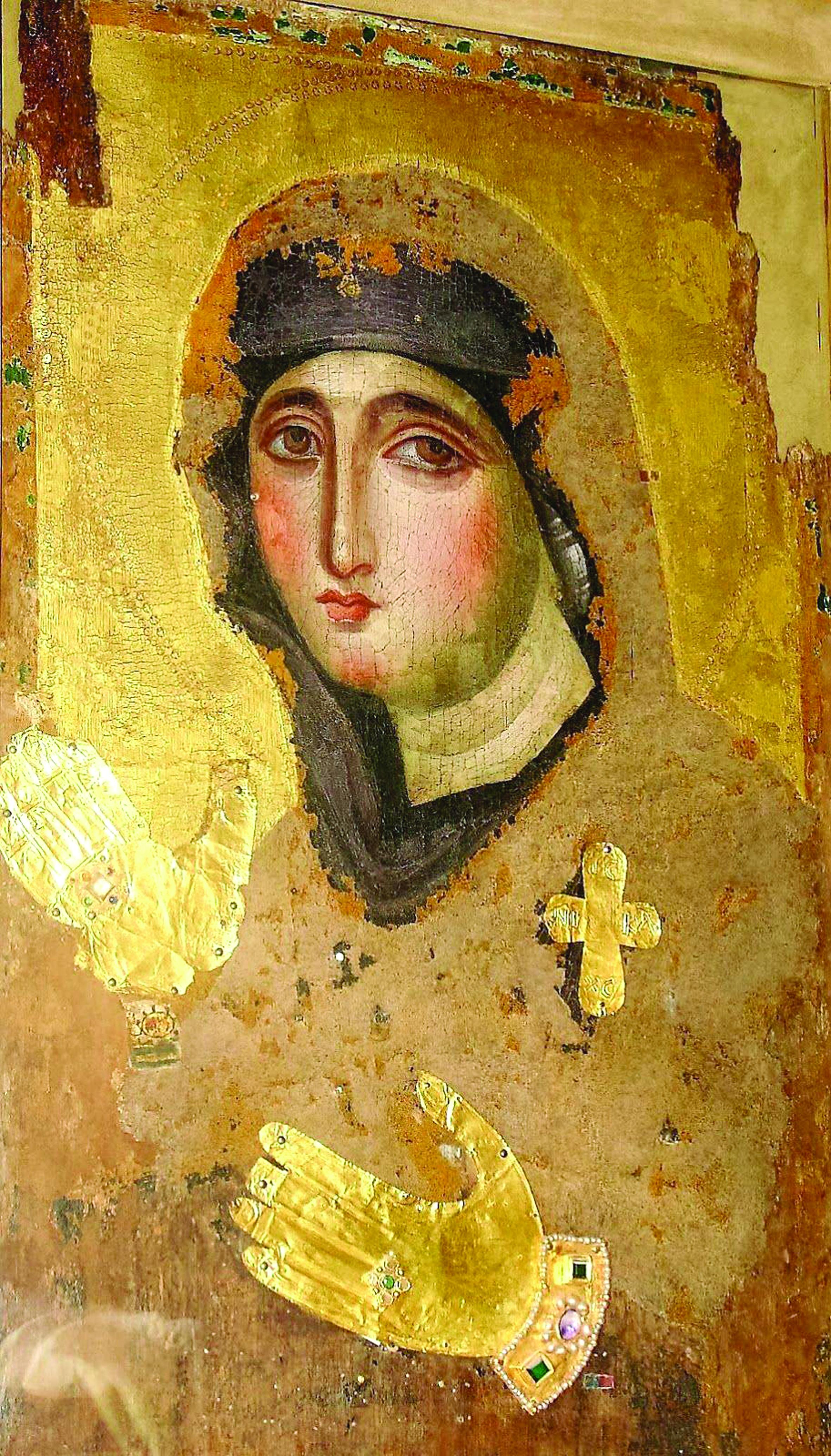 9 tranh ảnh cổ xưa về Ðức Mẹ - 7