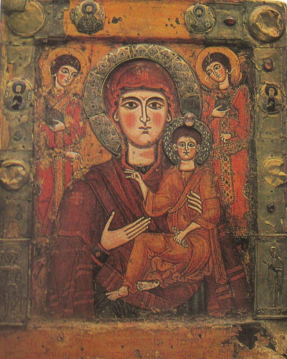 9 tranh ảnh cổ xưa về Ðức Mẹ - 9