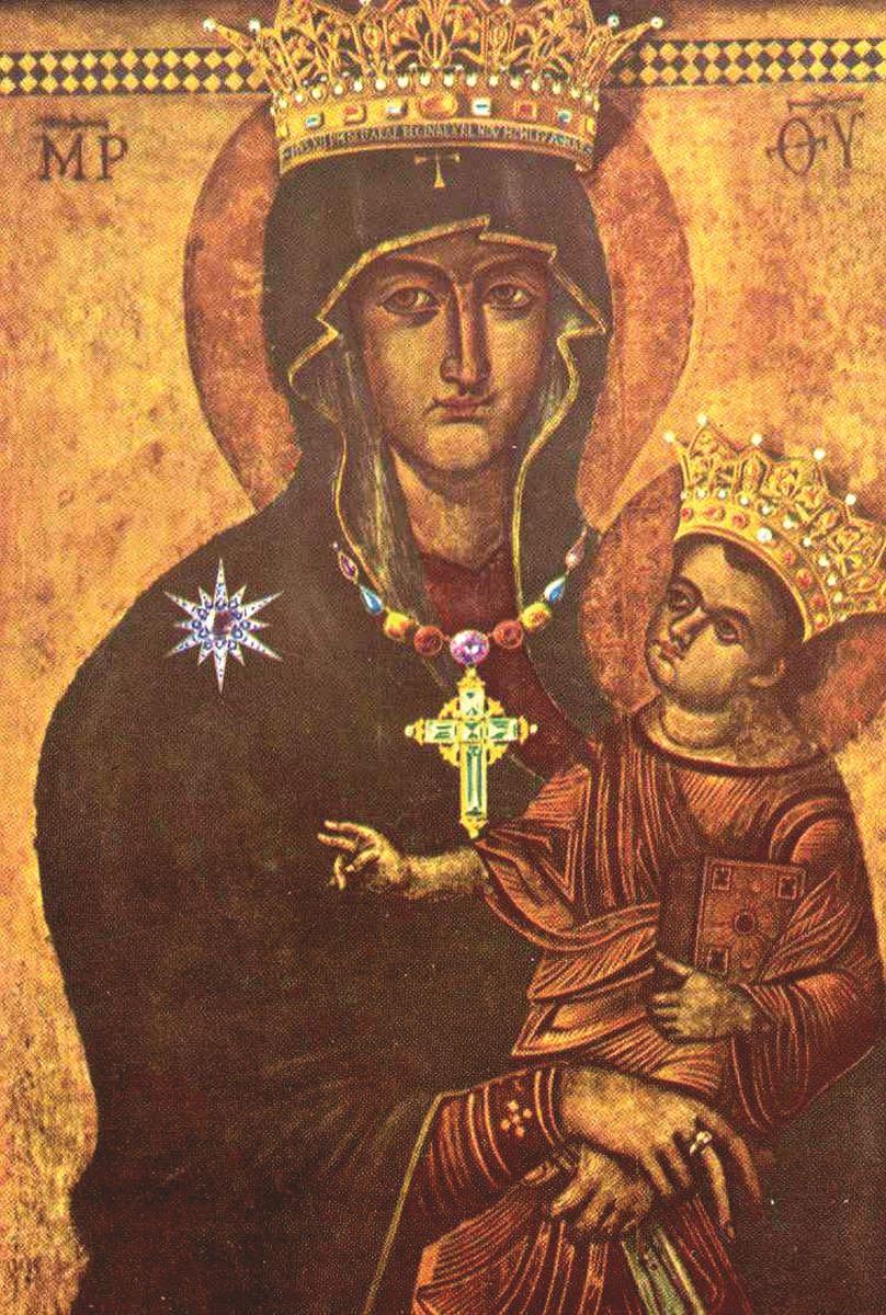 9 tranh ảnh cổ xưa về Ðức Mẹ - 4