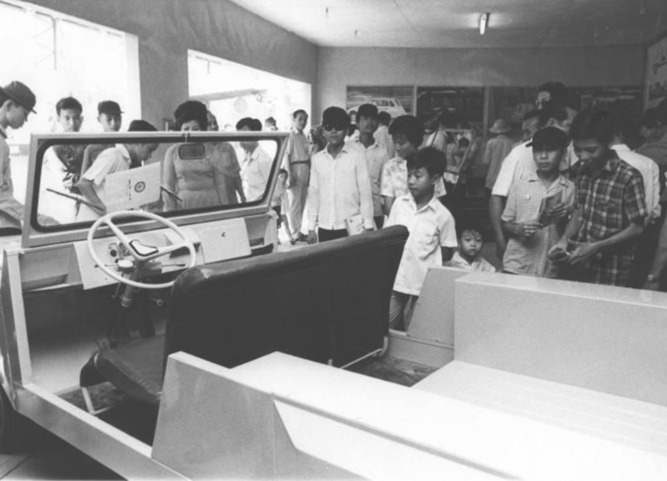 """Hồi ức về xe hơi """"Made in Vietnam"""" trước 1975 qua ảnh - 4"""