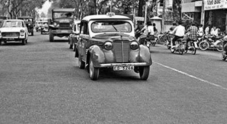 Taxi Sài Gòn trước 1975 - 3