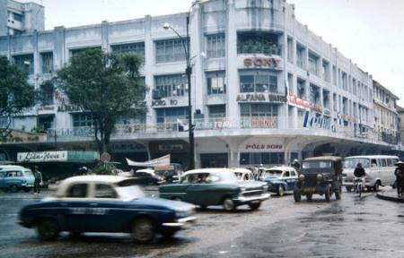 Taxi Sài Gòn trước 1975 - 10