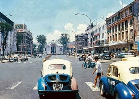 Taxi Sài Gòn trước 1975 - 7
