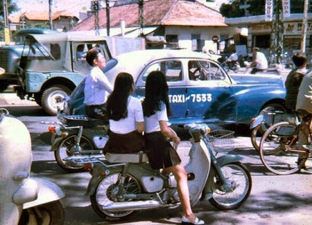 Taxi Sài Gòn trước 1975 - 12