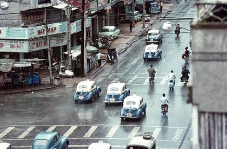 Taxi Sài Gòn trước 1975 - 9